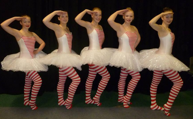Through the Seasons Show 2014 from MOray Dance